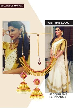 Gold Pendants with Gold Earrings. Online shopping look by sheena