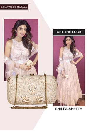 White Clutches. Online shopping look by sheena