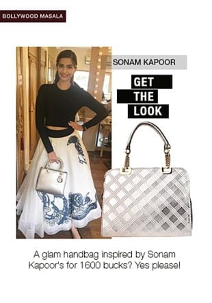 Silver Handbags. Online shopping look by pavani