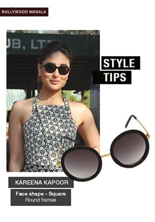 Black Sunglasses. Online shopping look by sheena