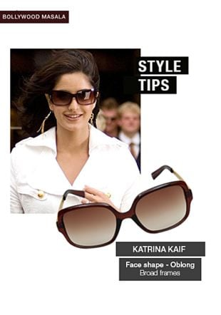 Brown Sunglasses. Online shopping look by sheena