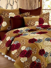 floral cotton double bedsheet -  online shopping for bed sheet sets