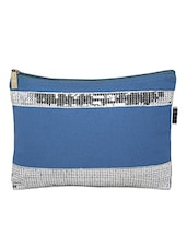 YOLO Women's Crystal SDustyBlue Small Tablet Sleeve -  online shopping for Sleeves