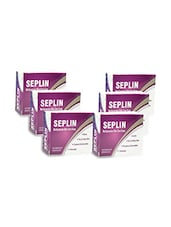 Seplin Multipurpose Antiseptic Soap -75 Gm (Pack Of 6) - By