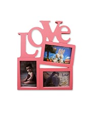 Pink Ceramic Photo Frame - By