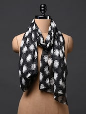 Printed Polyester scarf -  online shopping for Scarves