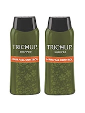Trichup Hair Fall Control Herbal Hair Shampoo  (200 Ml) (Pack Of 2) - By