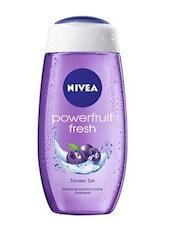 Nivea Powerfruit Shower Gel, 250ml (Pack Of 2) - By
