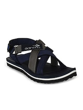 blue polyester sandals and floaters -  online shopping for Sandals and Floaters