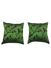 Set Of 2 Digital Printed Cushion Cover - By