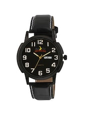 APLINE CLUB 001 BLACK BEAST MEN'S WATCH BY SWISS MILITARY -  online shopping for Analog Watches