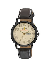 ALPINE CLUB 014 SUNLIGHT BLK MEN'S WATCH BY SWISS MILITARY  -  online shopping for Analog Watches