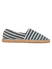 blue Printed espadrille -  online shopping for Espadrilles