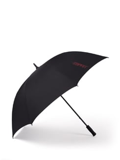 classic black gold umbrella - Esprit