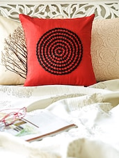 "Textured Multi Color Cushion Cover 16""x16"" 5 Pcs Set - By"
