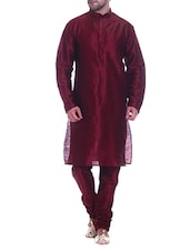 red cotton ethnic wear -  online shopping for ethnic wear