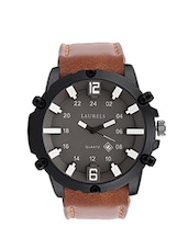 Laurels Hulk 2 Analog Brown Dial Men's Watch - Lo-Hulk-209 -  online shopping for Analog Watches