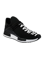 black fabric sport shoes -  online shopping for Sport Shoes