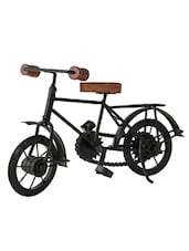 Desi Karigar Decorative Miniature Of Metal Cycle/Bycycle - By