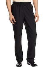 black polyester track pant -  online shopping for Track Pants