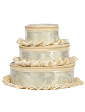 Beige color gift Set of 3 -  online shopping for gifts & combos