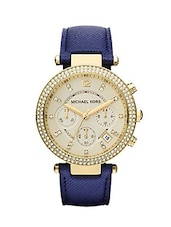 Michael Kors Parker MK2280 Chronograph Watch -  online shopping for Wrist watches