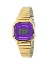 Casio LA670WGA-2DF Retro Digital Watch -  online shopping for Wrist watches