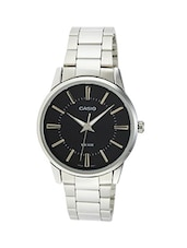 Casio Enticer MTP-1303D-1AVDF Analog Steel Watch -  online shopping for Analog Watches