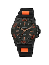 Q&Q Analog Black Dial Men's Watch -  online shopping for Analog Watches