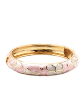 pink metal bracelet -  online shopping for bracelets