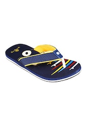 blue rubber flip flops -  online shopping for Flip Flops