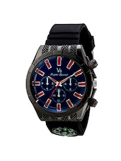 V8 Super Speed Black Dial Men's Analog Watch- V8-015-RED -  online shopping for Analog Watches