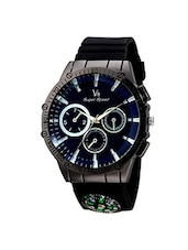 V8 Super Speed Black Dial Men's Analog Watch- V8-016-WHITE -  online shopping for Analog Watches