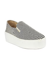 Black plimsolls casual shoe -  online shopping for Casual Shoes