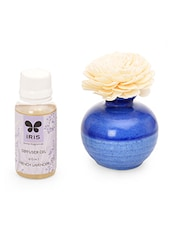 Purple Ceramic French Lavender Reed Diffuser -  online shopping for Reed diffusers