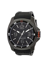 TOMMY HILFIGER BLACK DIAL MEN'S WATCH (TH1790708) -  online shopping for Analog Watches