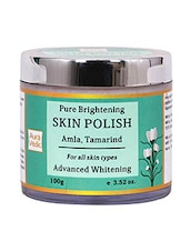 Auravedic Pure Brightening Skin Polish With Amla - By