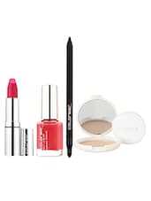 Colorbar Autumn Rose Collection (Set of 4) -  online shopping for beauty sets and combos