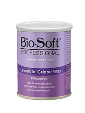 Bio-soft Professional Lavender Cream Wax (800 Ml) - By