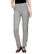 grey cotton track pants -  online shopping for Track pants