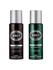 Brut Musk & Original Body Spray -  online shopping for Gift Sets