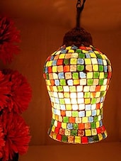 Susajjit Mosaic Lamp Decorative Designer Home Decor Chandelier Ceiling Lamp - By