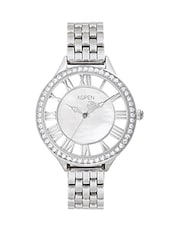 Aspen Feminine Exclusive AP2019 Ladies Silver Analog Watches -  online shopping for Wrist watches