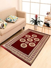 ZIRCONE Attractive Carpet OF polycotton -  online shopping for Carpets