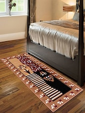 ZIRCONE polycotton Attrative floor rug -  online shopping for Floor Runners