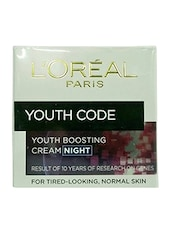 L'Oreal Paris Youth Boosting NIGHT Cream (50 Ml) - By