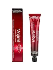 L'Oreal Paris Majirel Hair Colouring Cream Hair Color (1 Black) - By