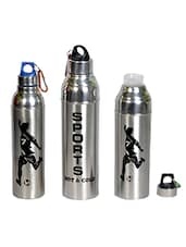 Set of 3 Insulated Hot & Cold water bottles -  online shopping for Bottles & Jugs