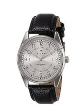 Titan Neo Analog Silver Dial Men's Watch-1729SL01 -  online shopping for Analog Watches