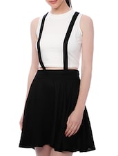 black cotton skater skirts -  online shopping for Skirts
